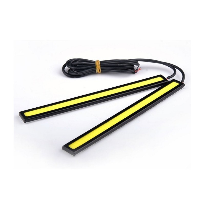 luz barra led drl 17cm