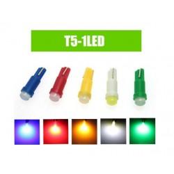 Luz LED T5 Cerámico
