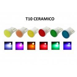 Luz Bombillo LED T10 CERAMICO