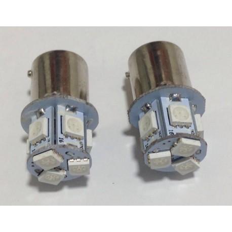Bombillo Direccional Luz LED 1156 BAUS15 8 LEDS
