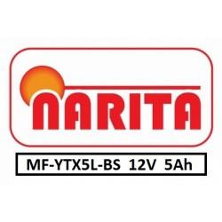 Batería YTX5L-BS 12V 5Ah