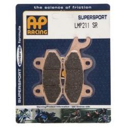 211SR - AP Racing - Pastilla de Freno Trasera