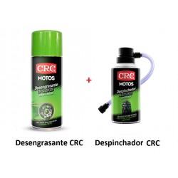 Desengrasante Cadenas + Despinchador - CRC