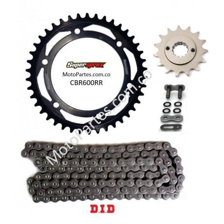 CBR600RR - SuperSprox- Kit de Arrastre HONDA