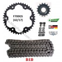 F700GS - ESJOT - Kit de Arrastre BMW