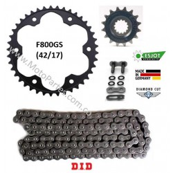 F800GS - ESJOT - Kit de Arrastre BMW