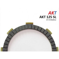 AK125SL - Discos de Clutch