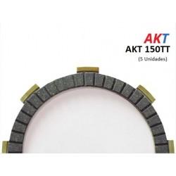 AK150TT - Discos de Clutch