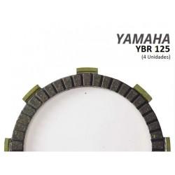 YBR125 - Discos de Clutch