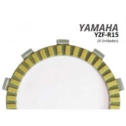 YZF-R15 - Discos de Clutch