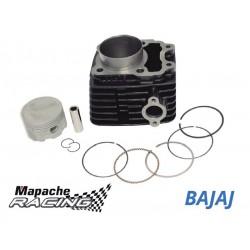 BOXER / PLATINO 100 Modificado 125cc - Cilindro con Pistón MAPACHE