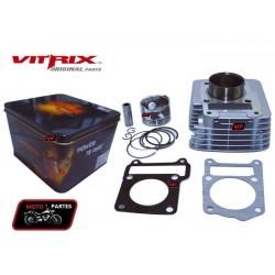 YBR 125 Modificado a 150cc - Cilindro con Pistón VITRIX