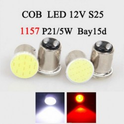 Luz Bombillo LED COB 1157 BAY15D x 1 Pcs