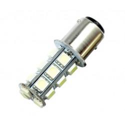 Luz LED con Strober 1157 BAY15D 18 LEDS - STOP